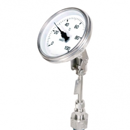 Liquid Filled Dial Thermometer - Prisma