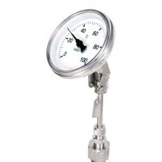 Thermomètre à dilatation de liquide - Prisma