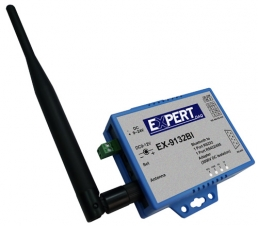 EX9132BI  Bluetooth à RS232/422/485 avec isolation 3000VDC  - Prisma