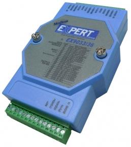 EX9033-M 3 entrées analogiques diff. - Prisma