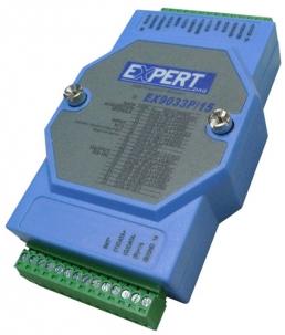 EX9033P 3 entrées analogiques diff. - Prisma