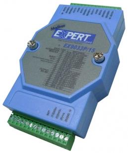 EX9033P-M 3 entrées analogiques diff. - Prisma