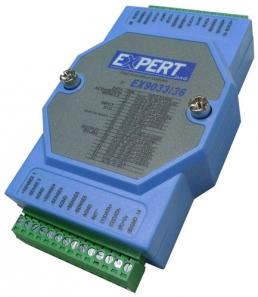 EX9036P 6 entrées analogiques diff. - Prisma