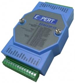EX9015 6 entrées analogiques diff. - Prisma