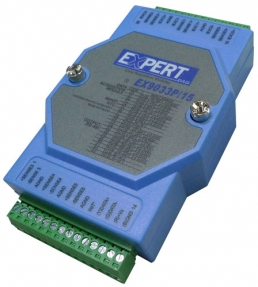 EX9015-M 6 entrées analogiques diff. - Prisma