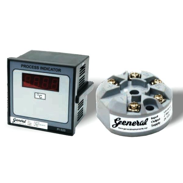 Sonde Pt100 Avec Transmetteur De Temperature Instruments De Mesure De Temperature Pour Industriels Prisma Instruments