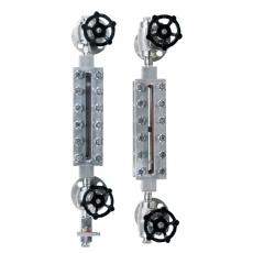 Indicateur de niveau liquide à transparence - Prisma