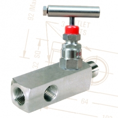 Multi-Port Gauge Valves - Prisma