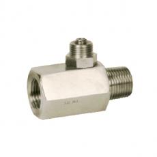 Adjustable Pressure Gauge Snubber - Prisma