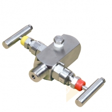 Double Block & Bleed Gauge Valves - Prisma