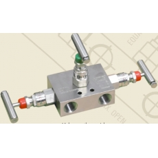 Three Valve (separately Mounted) - Prisma