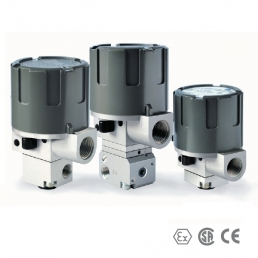 Convertisseur Electro-pneumatique 600FC - Prisma