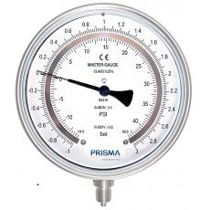 Manomètre étalon précision 0.25% - Prisma