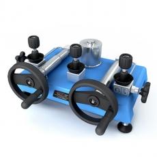 ADT-937 - Pompe de calibration hydraulique (huile Skydrol) - Prisma