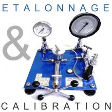 Étalonnage & Calibration - Prisma