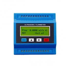 Compteur d'énergie à ultrasons Module Rail Din - Prisma