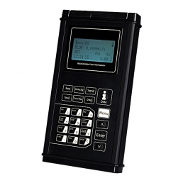Débitmètre ultrasons portable sortie 4-20 mA - Prisma