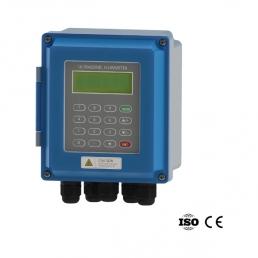 Débitmètre ultrasons fixe compact - Prisma