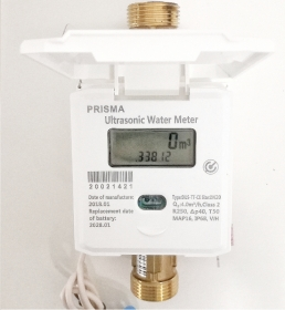 Compteur d'eau à Ultrasons - Prisma