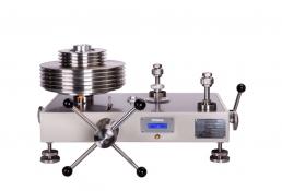 Balance manométrique à poids hydraulique - Prisma