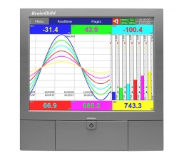 Enregistreur graphique sans papier PR30 - Prisma