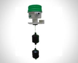 Interrupteur de niveau à plongeur compact pour eau - CDSI - Prisma