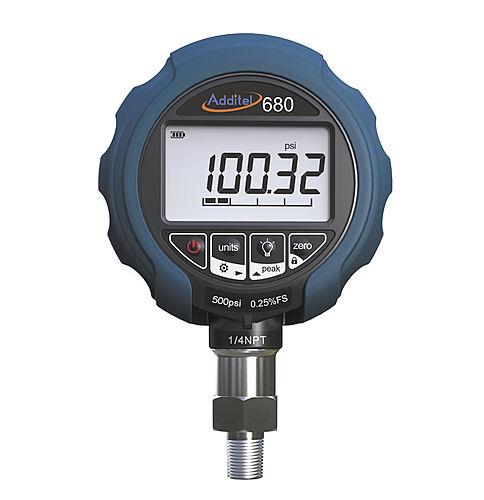 Data Logging Pressure Gauge : Digital pressure gauge adt
